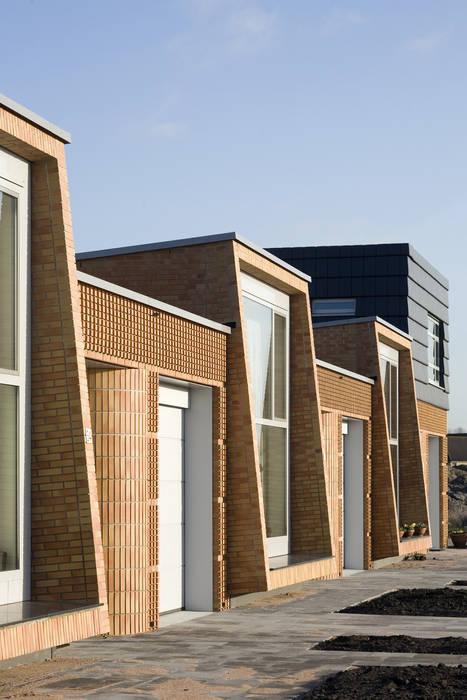 Weidevenne, Purmerend: moderne Huizen door HM Architecten