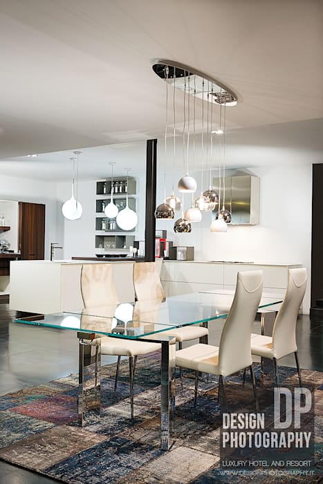 Design Photography Modern Dining Room