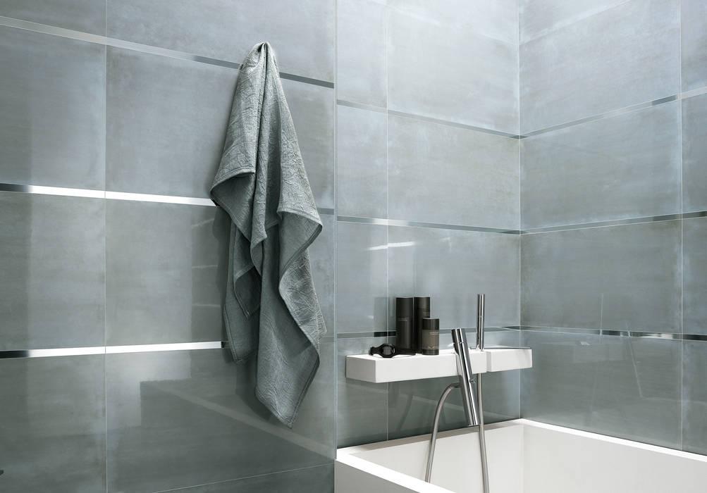 Frame la nuova superficie effetto resina di fap ceramiche bagno