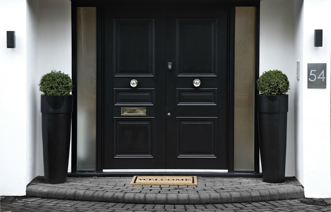 Upper Park, Loughton Boscolo Windows & doors Doors