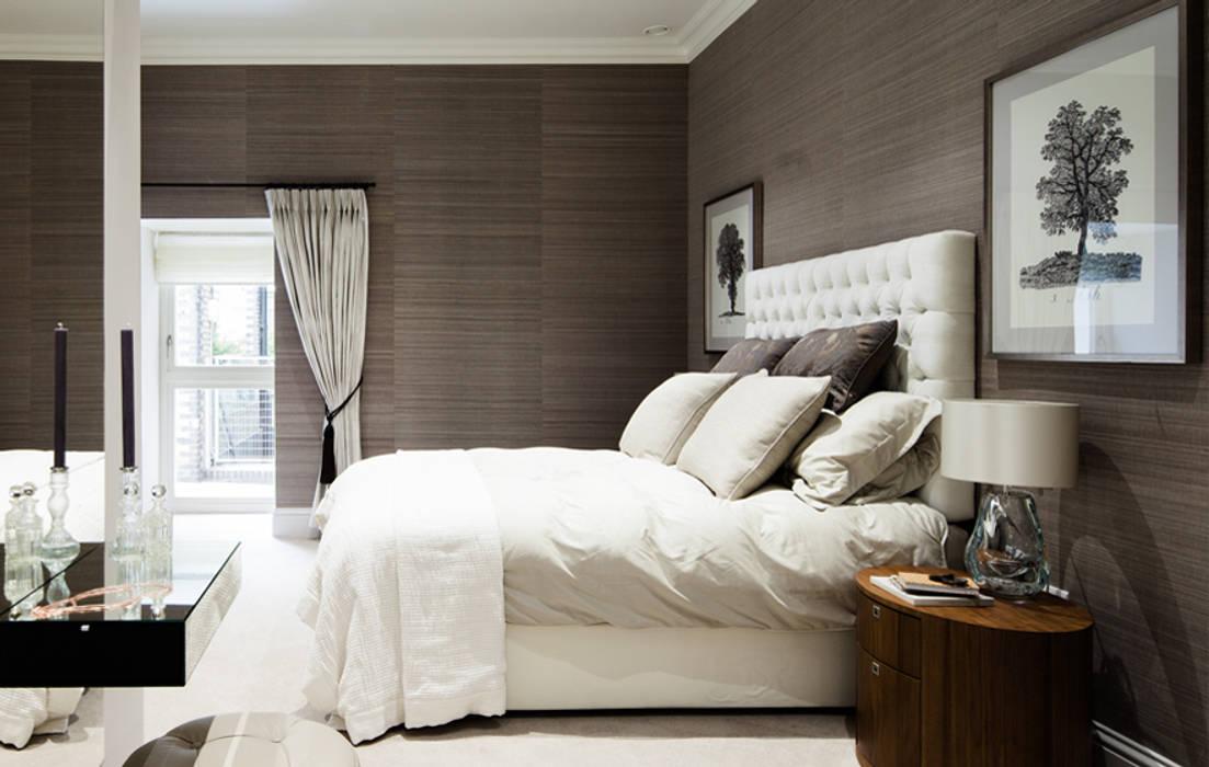 Chambre de style  par The Manser Practice Architects + Designers