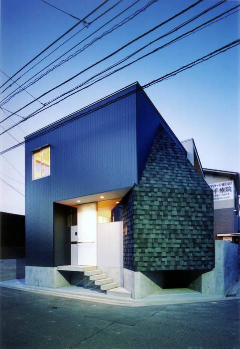 Minimalist house by Spell Design Works Minimalist