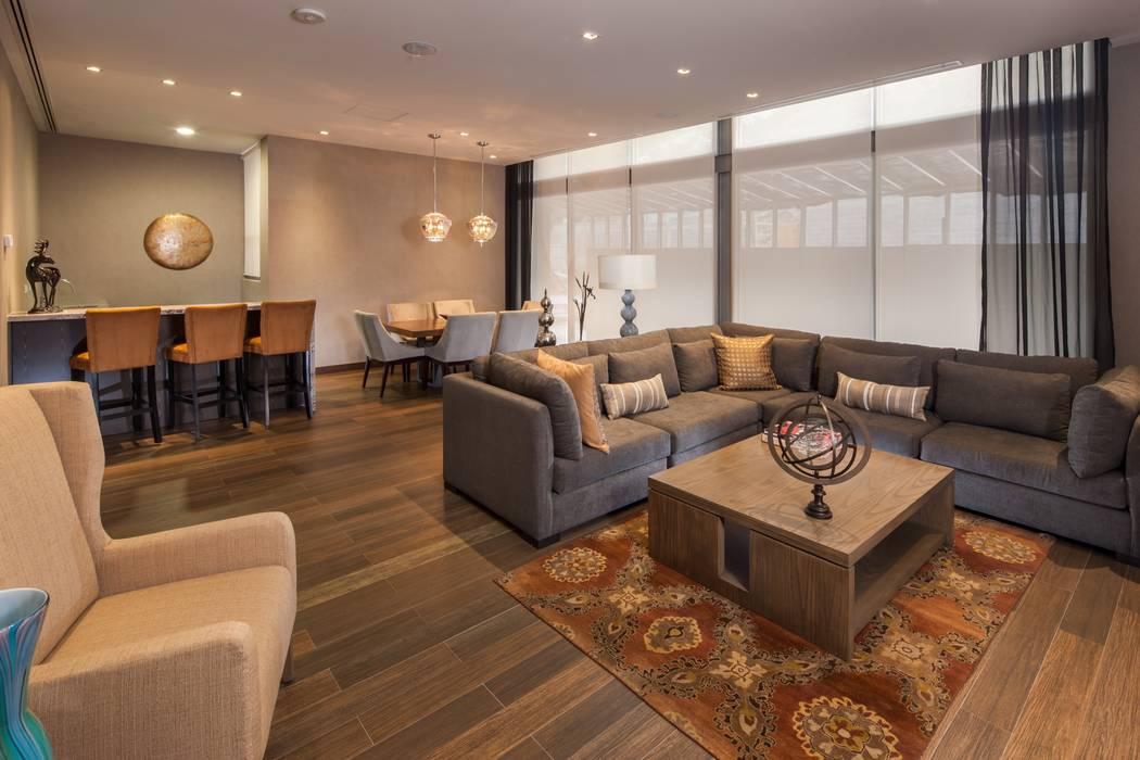 UNUO Interiorismo WohnzimmerAccessoires und Dekoration