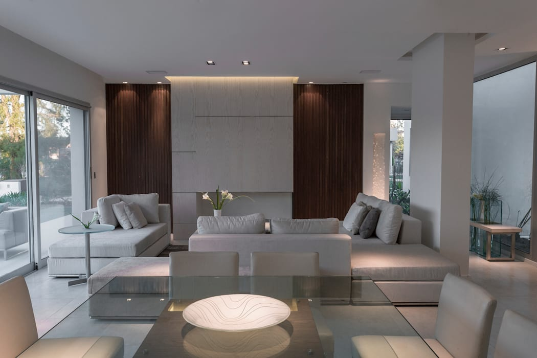 Living room by LIVE IN