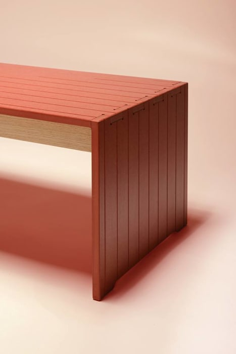 de Mediamadera Moderno Madera Acabado en madera
