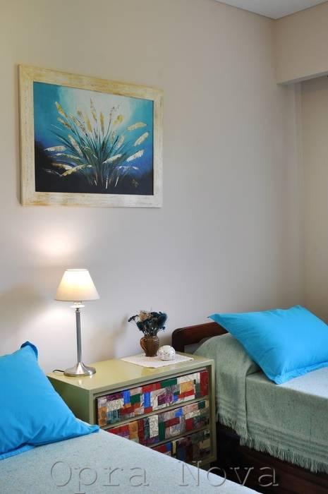Dormitorio Dormitorios clásicos de Opra Nova - Arquitectos - Buenos Aires - Zona Oeste Clásico