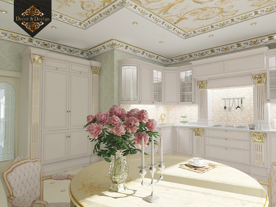 Kitchen by Decor&Design, Classic