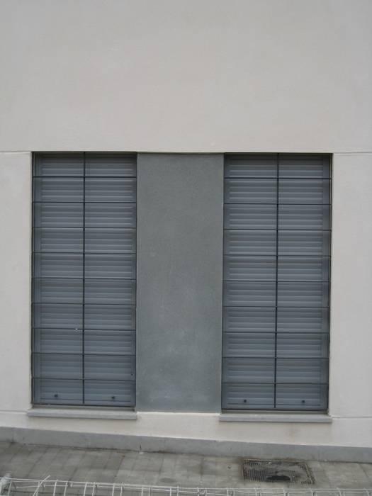 Minimal style window and door by Arquibox Minimalist