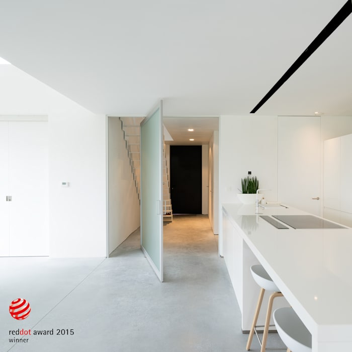 Glazen taatsdeur op maat van Anyway Doors Modern