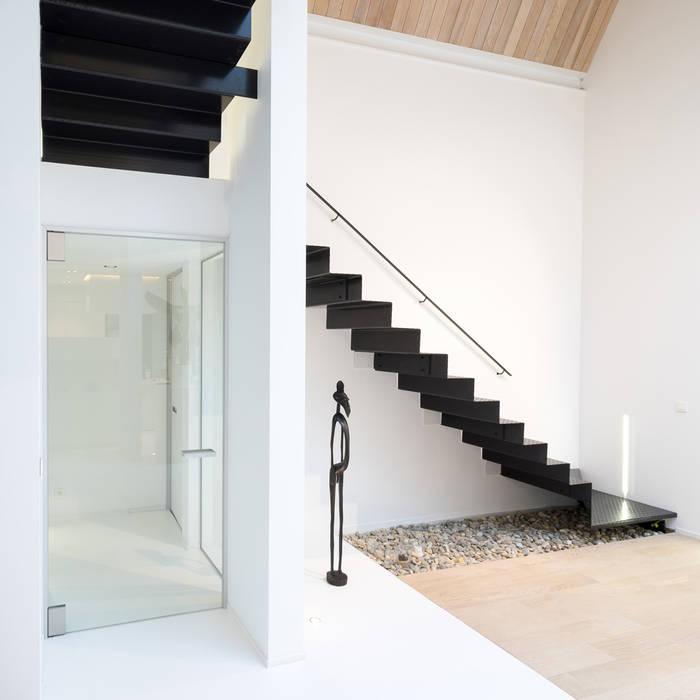 Moderne glazen deur op maat van Anyway Doors Modern
