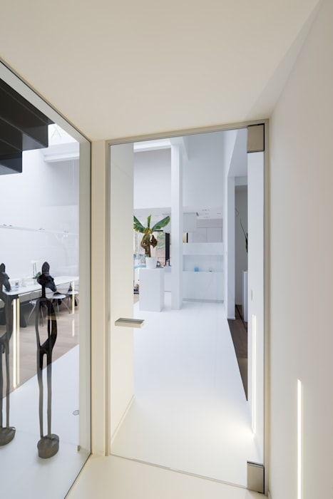 Moderne glazen deur van Anyway Doors Modern