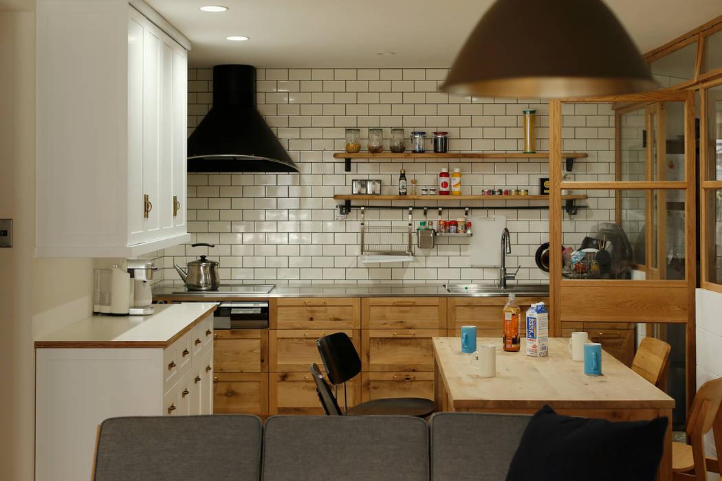 Cuisine scandinave par ELD INTERIOR PRODUCTS Scandinave