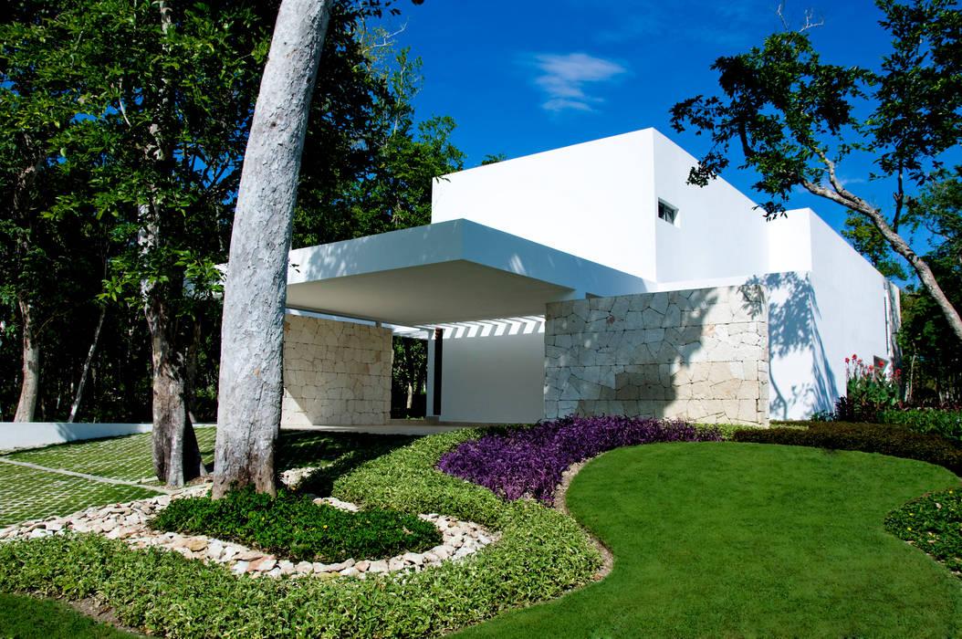 Дома в . Автор – Enrique Cabrera Arquitecto, Модерн