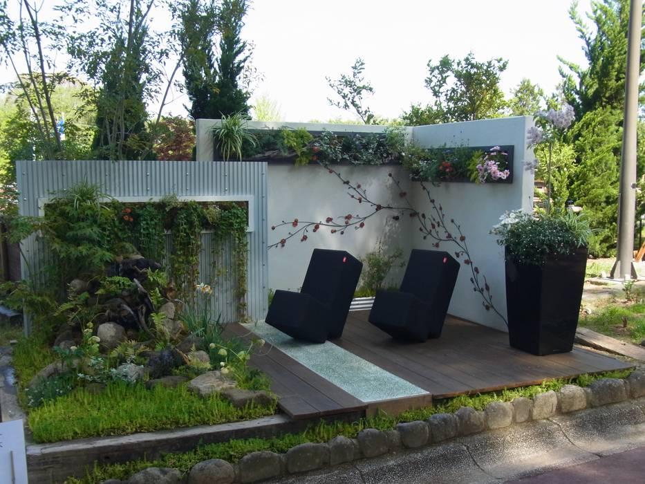 Garden by 株式会社 髙橋造園土木  Takahashi Landscape Construction.Co.,Ltd,