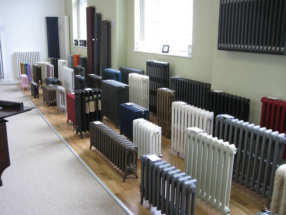 Cast iron radiators Feature Radiators Ruang Komersial Klasik