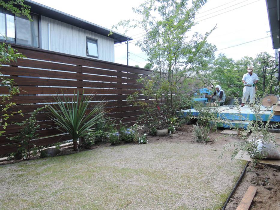 modern  oleh T's Garden Square Co.,Ltd., Modern