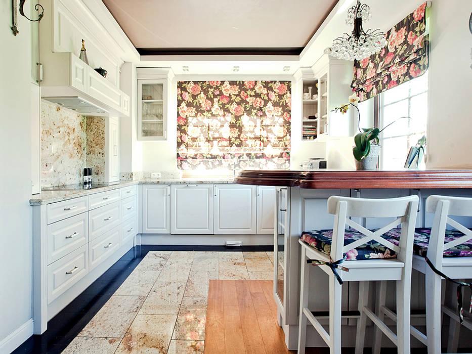 Cocinas de estilo clásico de ZEN Interiors - Architektura Wnętrz Clásico