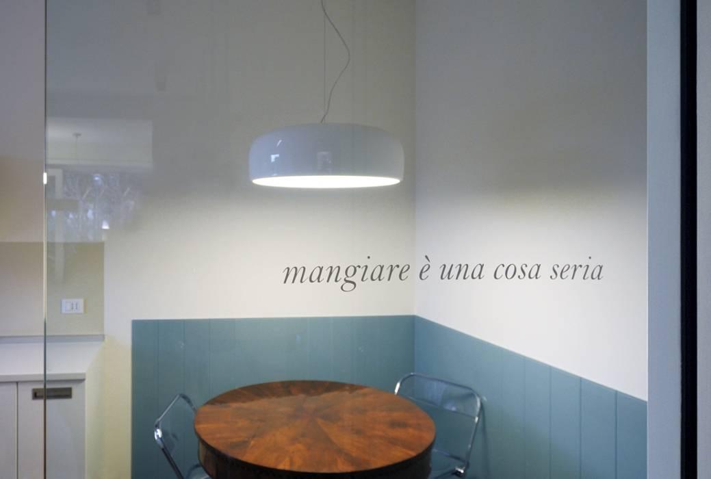 Cuisine moderne par na3 - studio di architettura Moderne Verre