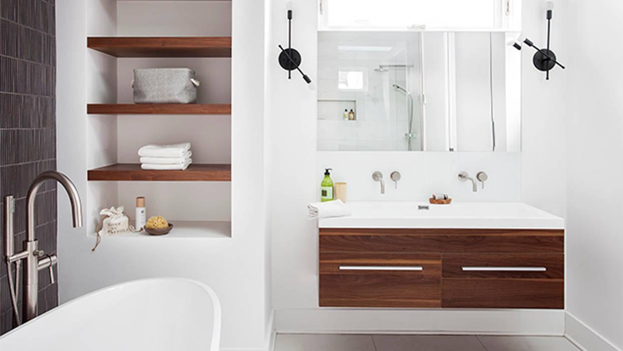 Modern Bathroom by Catlin stothers Interior Modern