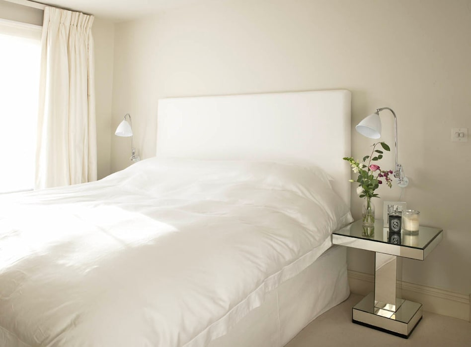 Bedroom, Richmond Place, Bath Modern style bedroom by Concept Interior Design & Decoration Ltd Modern