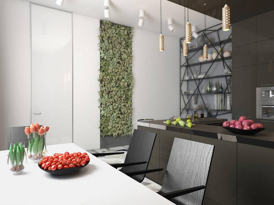 ultra modern Столовая комната в стиле минимализм от Nox Минимализм