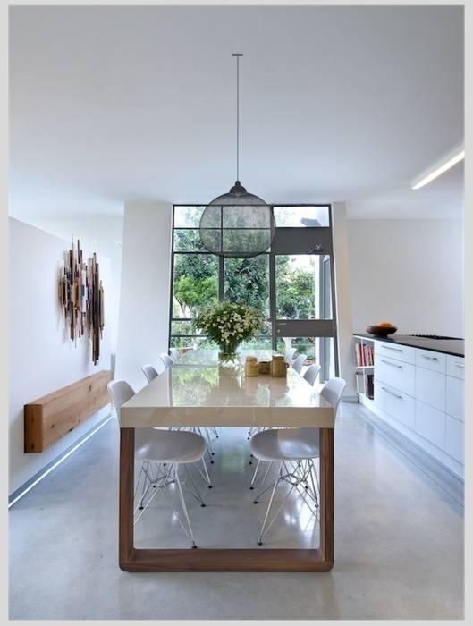 Capital Conceptual Modern Kitchen