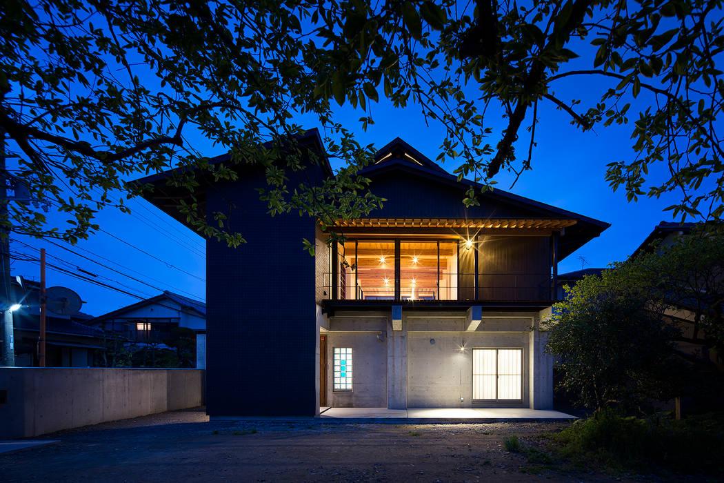 NOA: 有限会社 TEAMWORKSが手掛けた家です。,和風