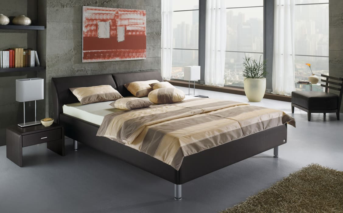 Спальни:  в современный. Автор – Немецкие кухни, Модерн