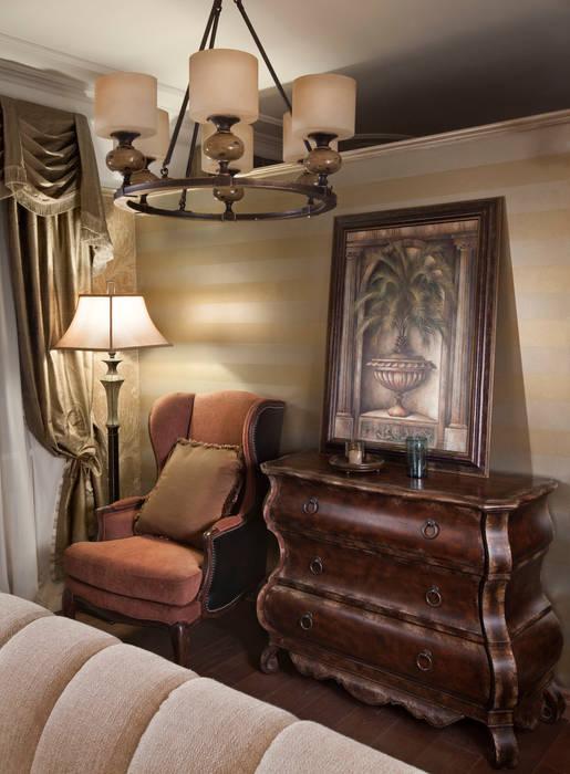 Главная спальная комната Спальня в колониальном стиле от Abwarten! Колониальный