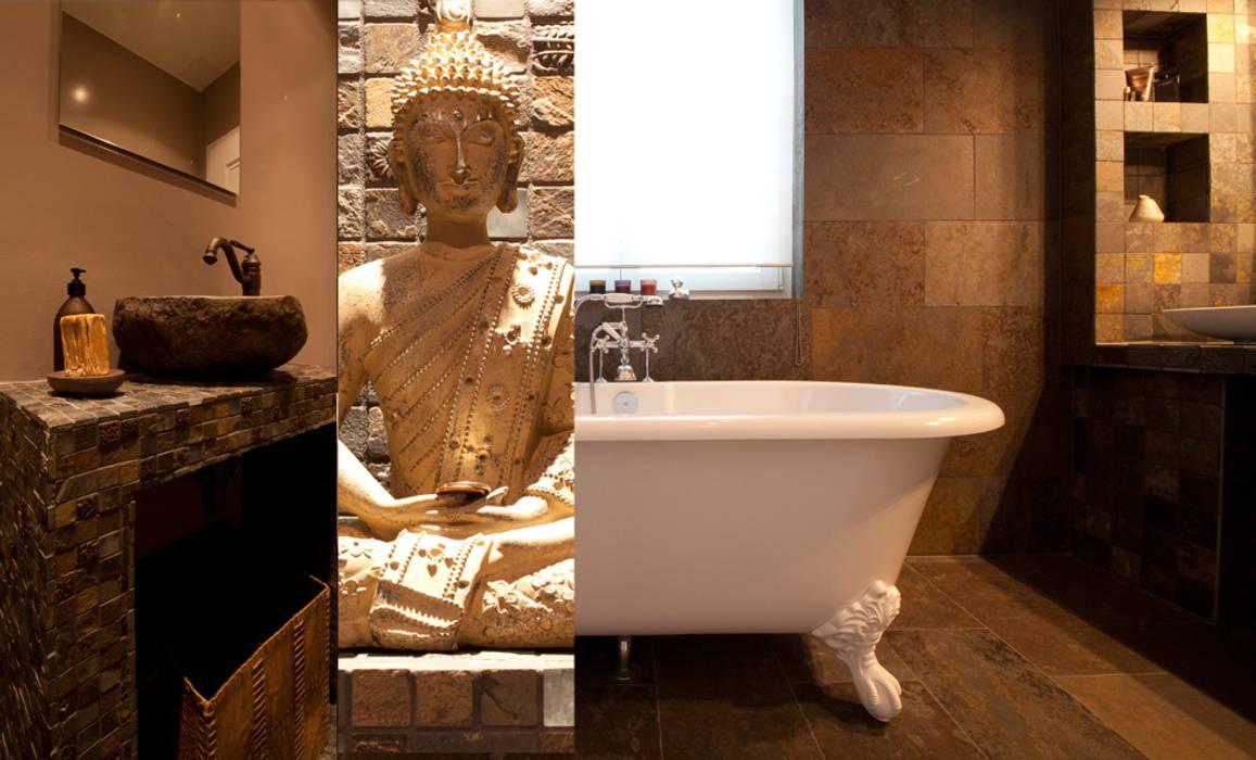 Salle de bain zen, founex: salle de bains de style par ladesign | homify