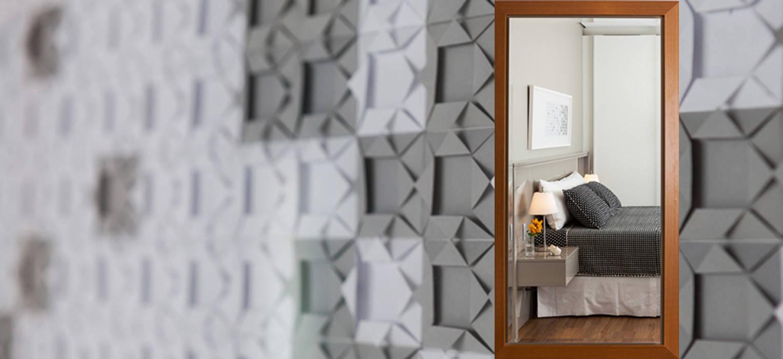 Moderne Schlafzimmer von AND Arquitetura Modern