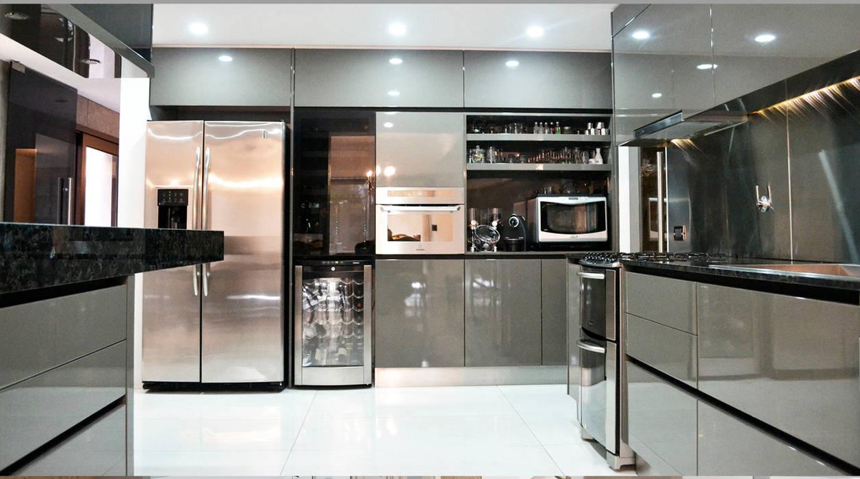 INTERIORES_ Cocinas by Escalaveinte de Estudio Arqt Moderno