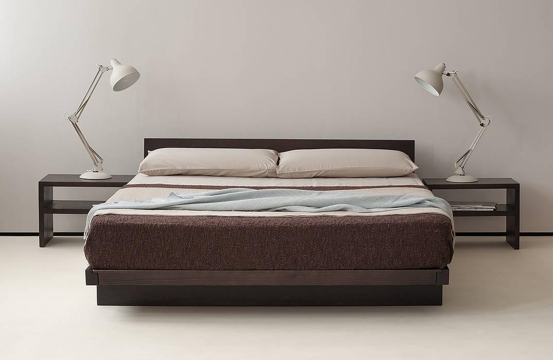 Natural Bed Companyが手掛けた寝室