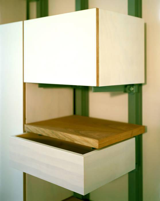 Koelkastkast:  Keuken door OD-V