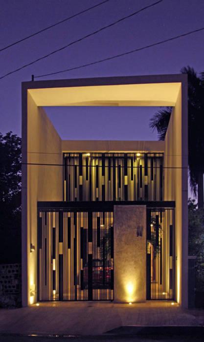 SAN ANTONIO 94 Casas modernas de TAO-ARQUITECTURA Moderno