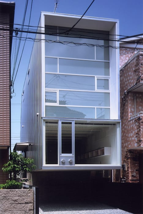 Minimalist house by ADS一級建築士事務所 Minimalist