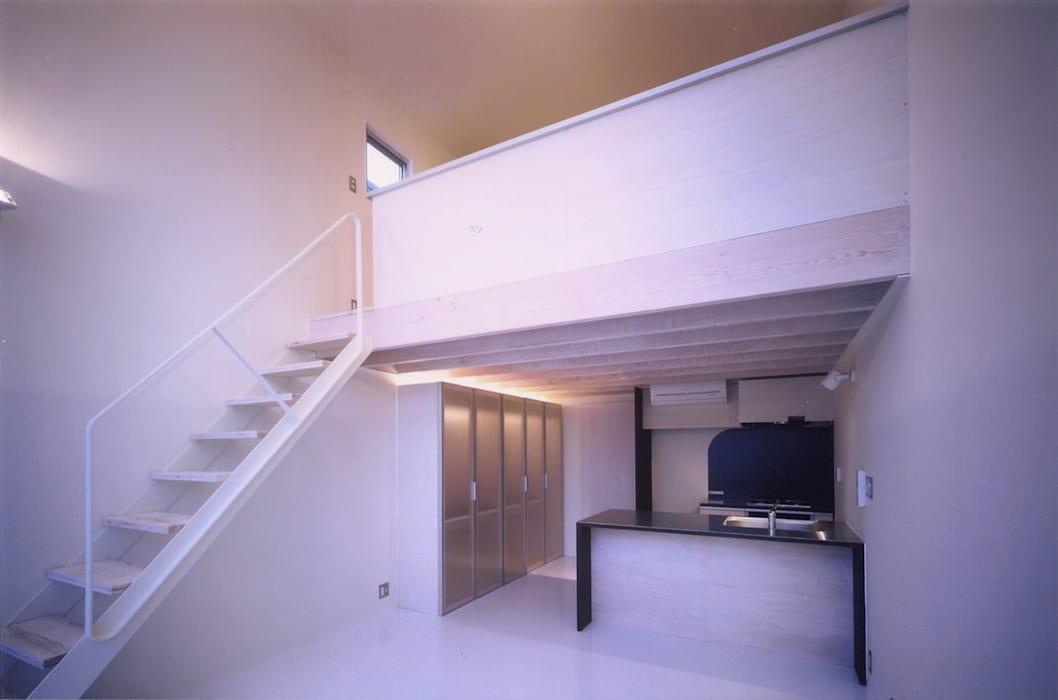 Minimalist dining room by ADS一級建築士事務所 Minimalist