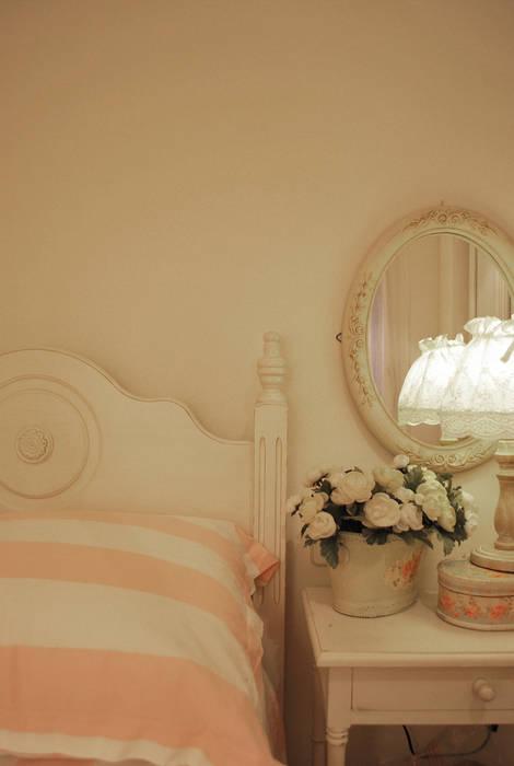 Piso de estilo industrial Dormitorios infantiles de estilo clásico de Vicente Galve Studio Clásico