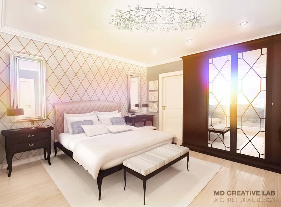 Master Bedroom: Camera da letto in stile in stile Classico di MD Creative Lab - Architettura & Design