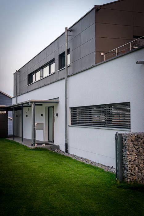 Plusenergiehaus Architekturbüro Ketterer Moderne Häuser