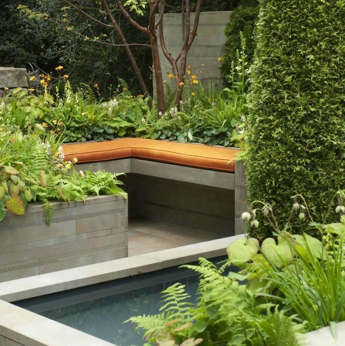 Rhs chelsea 2012—artisan garden mediterranean style garden ...