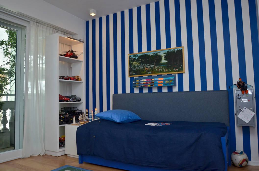 GUTMAN+LEHRER ARQUITECTAS Camera da letto moderna