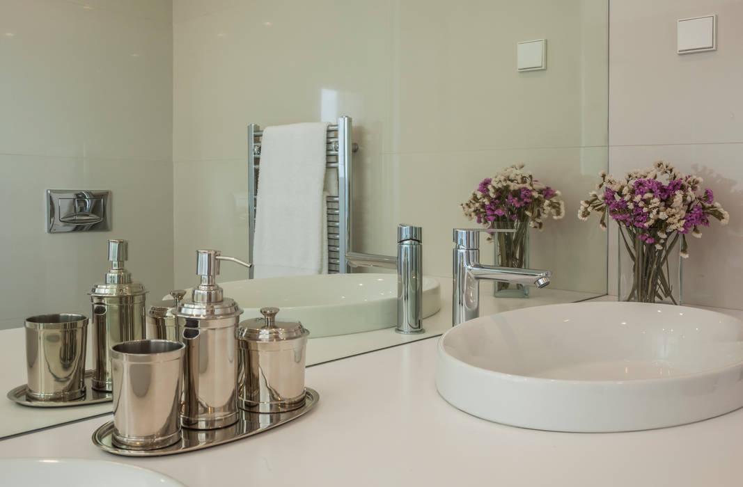Ванная комната в . Автор – Filipa Cunha Interiores