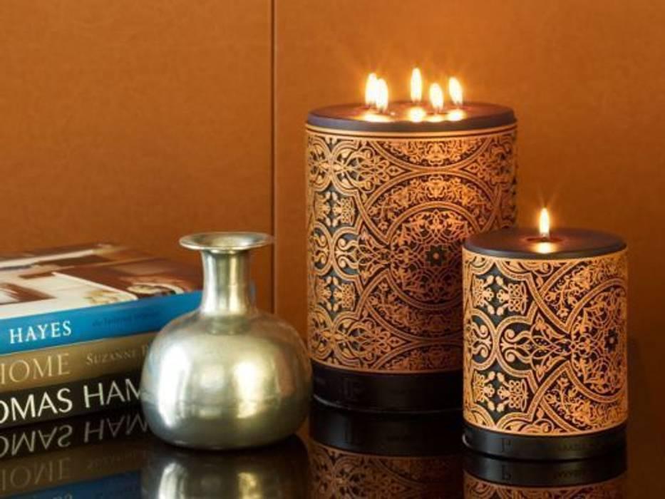 Middle Eastern, Moorish, Asian designer candles от Parable Designs Ltd Азиатский