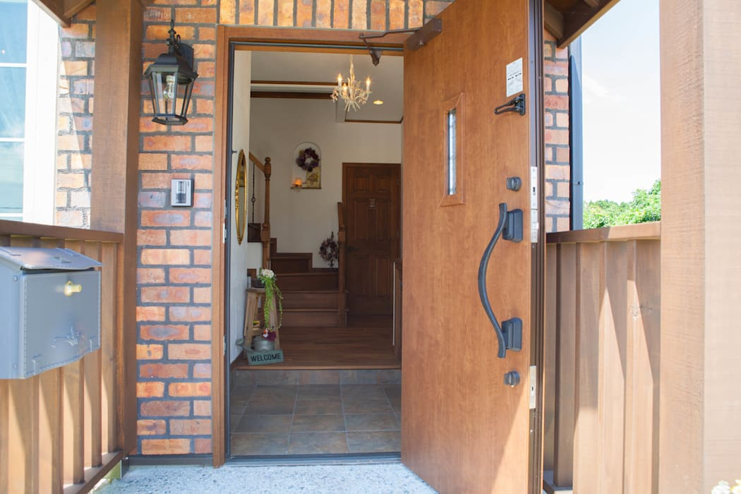 玄関ドア.* 株式会社 盛匠 オリジナルな 窓&ドア
