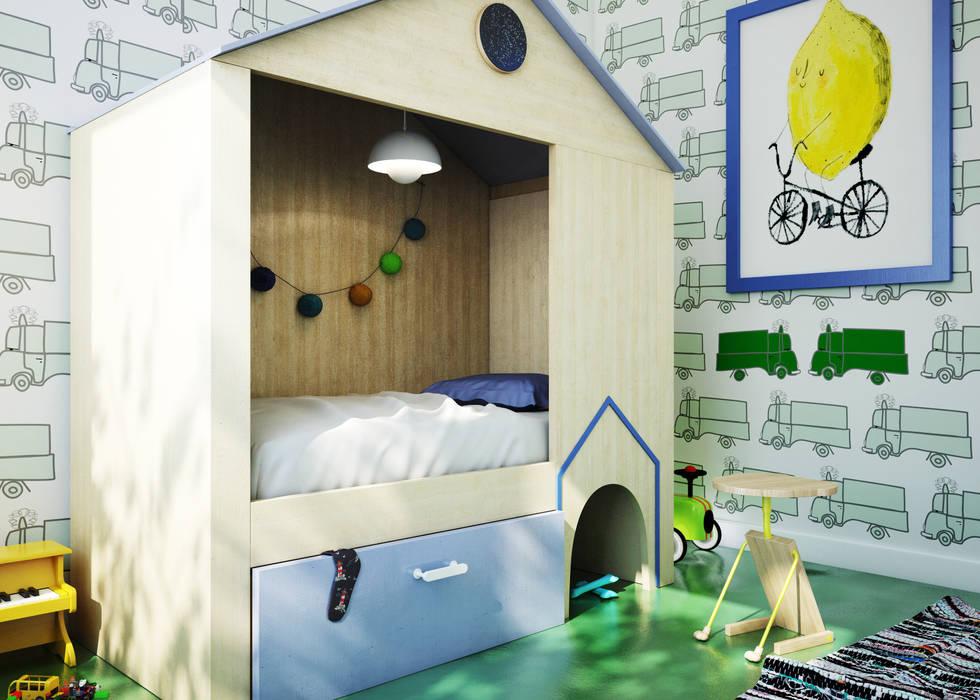 """Tapeta dla dzieci Cars """"Ilomas"""" Humpty Dumpty Room Decoration Nowoczesny pokój dziecięcy"""