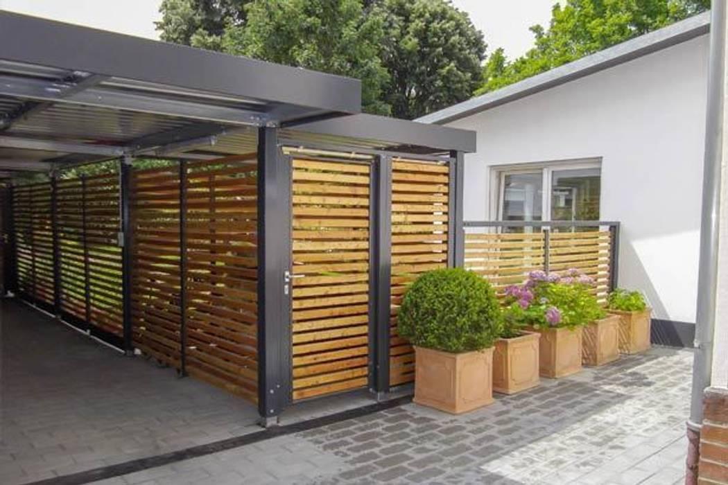 ESB-Fertiggaragen und Carports Garasi Klasik