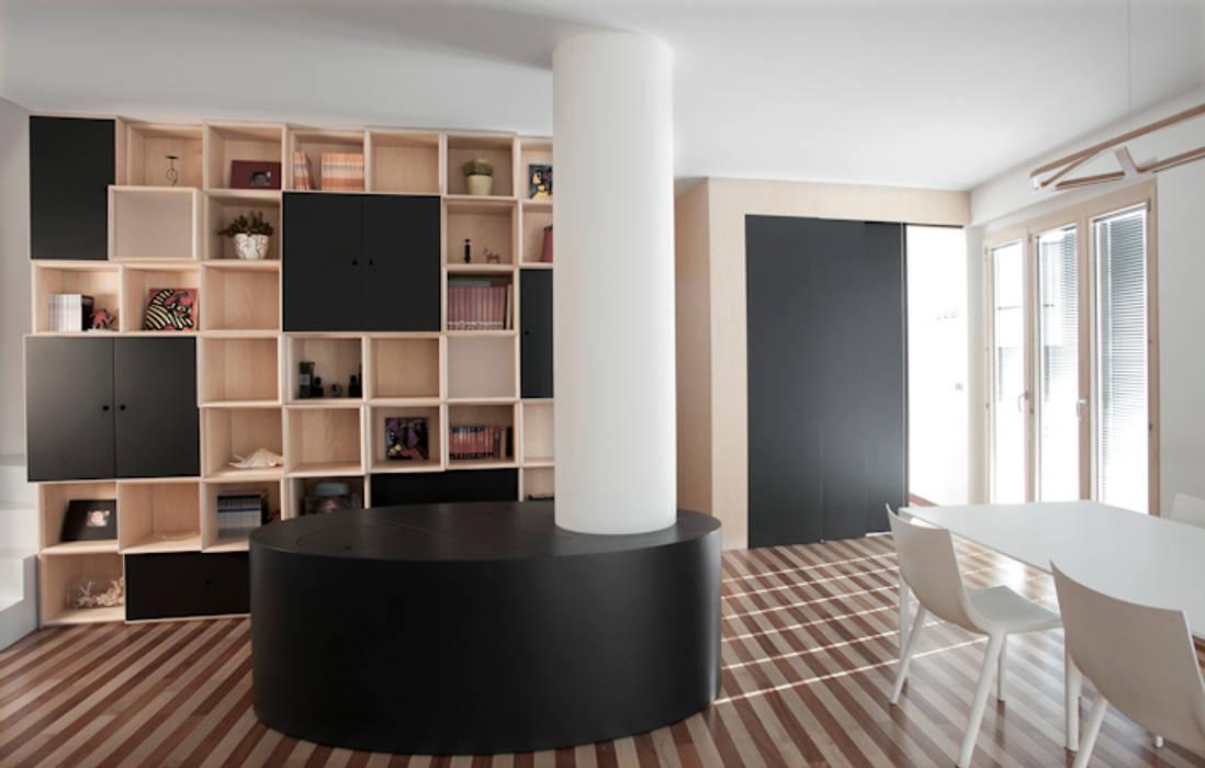 Modern living room by Studio Zero85 Modern