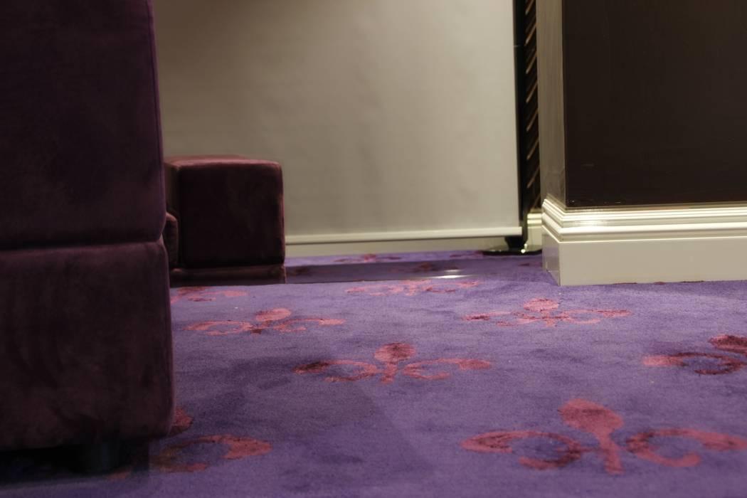 HYATT REGENCY HOTEL Modern Multimedya Odası My Home Halı Modern