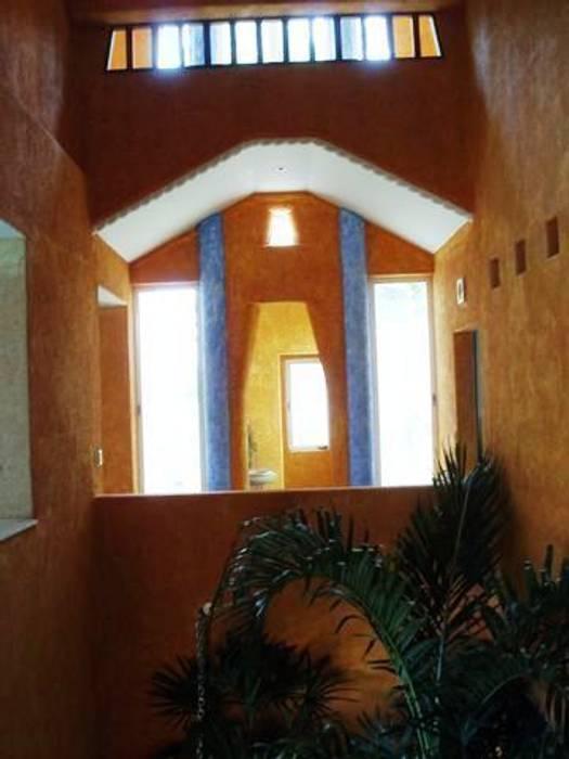 Cubo interior jardinado Jardines tropicales de ARQUELIGE Tropical